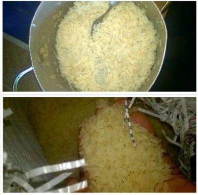 Plastic Rice Is Real And In Nigerian Market – See Photos