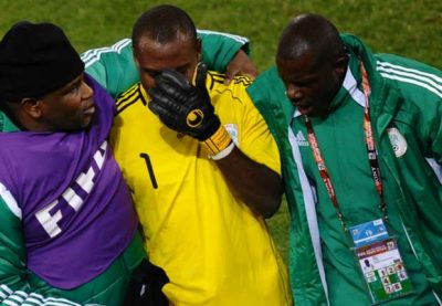 """<p>""""I Called Him Over 10 Times"""" - Rohr Slams Eagles Door On Enyeama</p>"""