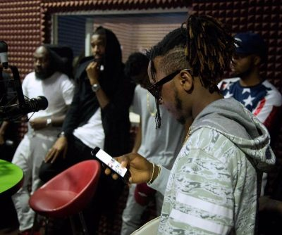 Yung6ix: Rapper Saves His Domestic Worker From Being Burnt Alive For Stealing