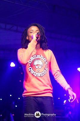 <p><strong>Yung6ix:</strong> Check Out Highlights Of Rapper's Homecoming Concert In Warri</p>