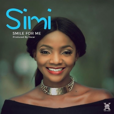 "Simi Shines Again With New Song, ""Smile For Me"""