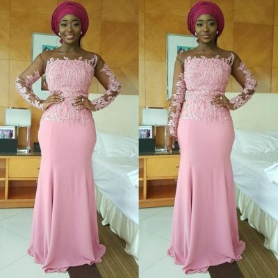 Aso Ebi: 4 Lovely Picks From Stephanie Coker's Wedding