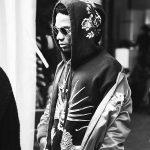 Swag! Wizkid  Rocks ₦1m 'Gucci Hoodie' On Set Of His New Video