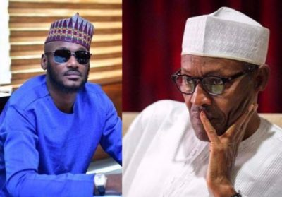 2face Idibia and Buhari