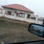 EFCC Seals Off Godswill Akpabio's Wife School [PHOTOS]