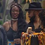 Banky W at Big Brother Naija House