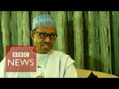 Buhari in London - BBC