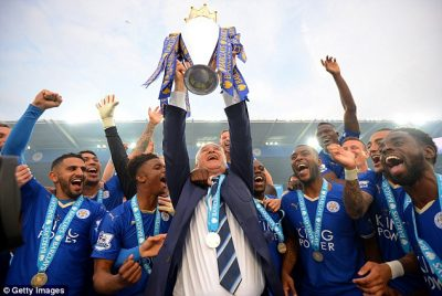 English Champions Leicester City Sack Manager Claudio Ranieri