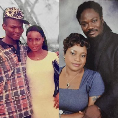 Amazing Throwback Of Daddy Showkey And His Wife Of 17 Years
