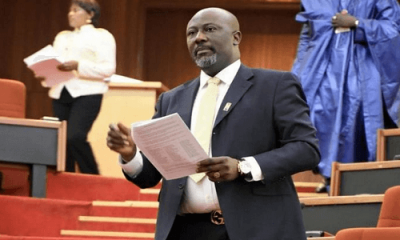 Trouble Looms For Dino Melaye As 188,580 Electorates Sign For His Recall