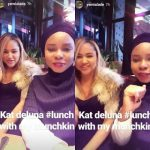 Yemi Alade Turns Bestie With Popular American Female Singer, Kat De Luna