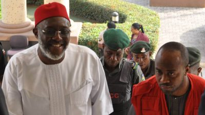 Court Denies Metuh's Application To Call Dasuki As A Witness In His Defence