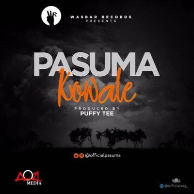 "Pasuma Releases Another Love Song, ""Kowale"""