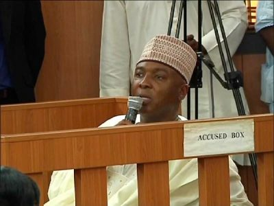 Saraki Earned N254,000 Monthly As Governor But Made N77m Payments In Two Days - CCB