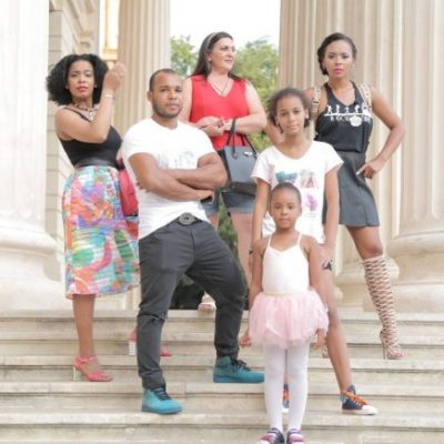 Meet Big Brother Naija Housemate, TBoss' Family; Her Dad Is A Nigerian