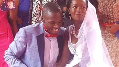 Couple Who Wedded In Tshirt & Jeans, Marries Again In An All Paid $35k Wedding [PHOTOS]