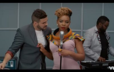 OFFICIAL VIDEO: Yemi Alade, Mi Casa - Get Through This