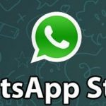 New whatsapp status feature