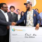 Comedian, Chief Obi Bags Million Dollar Endorsement Deal