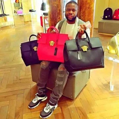 Yahoo Boy, Hushpuppi Dares Davido After Spending N11.5m At Quilox Club
