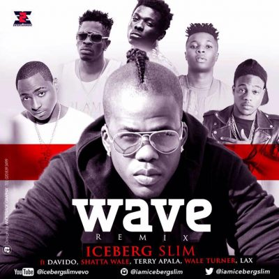 "Iceberg Slim Returns With A Banging Remix Of ""Wave"""