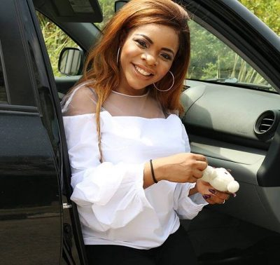 Laura Ikeji Surfaces With More Revealing Baby Bump After Denying Being Pregnant