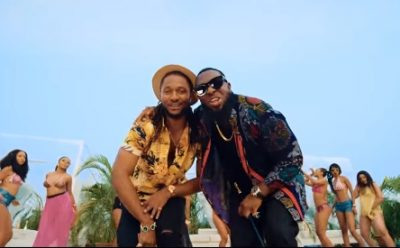 VIDEO: Minjin - Baby Kojo ft. Timaya