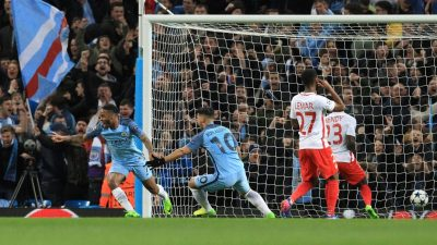 Champions League: Monaco VS Man. City 3 - 1 [HIGHLIGHTS DOWNLOAD]
