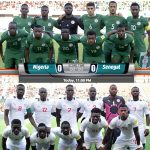 Nigeria vs Senegal 1 - 1 Highlights