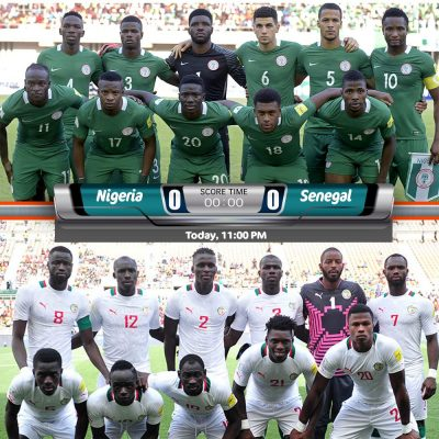 Friendly Match: Nigeria VS Senegal 1 - 1 [HIGHLIGHTS DOWNLOAD]
