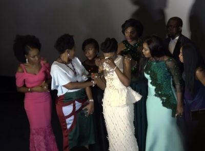Omoni Oboli Breaks Down In Tears As Court Stops Movie Premiere