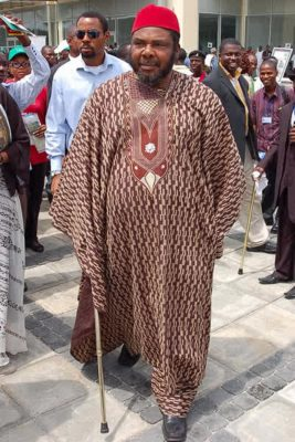 Veteran Actor, Pete Edochie Turns 70