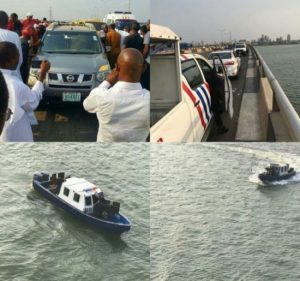 Recovered body of Doctor Allwell Orji