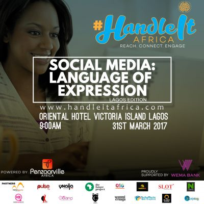 Omojuwa, Mercy Aigbe, Osagie Alonge, Others Announced As Panelists For 'Handle It Africa' Conference