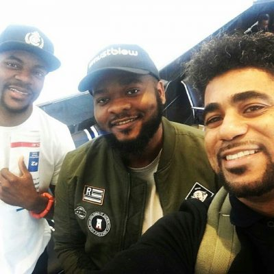 Evicted Big Brother Housemate, Thin Tall Tony All Smiles As He Arrives Lagos