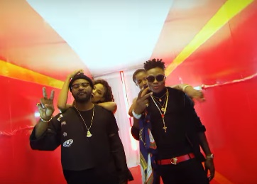 "Reekado Banks Drops Official Video To ""Biggy Man"" feat. Falz"