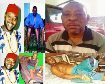 Nollywood Actor, Prince James Uche Eventually Dies In Ambulance