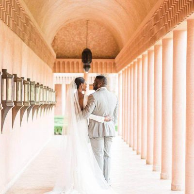 Former Miss World, Agbani Darego Marries Danjuma's Son