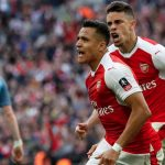 FA Cup Semi Final: Arsenal vs Man. City 2 - 1 Highlights