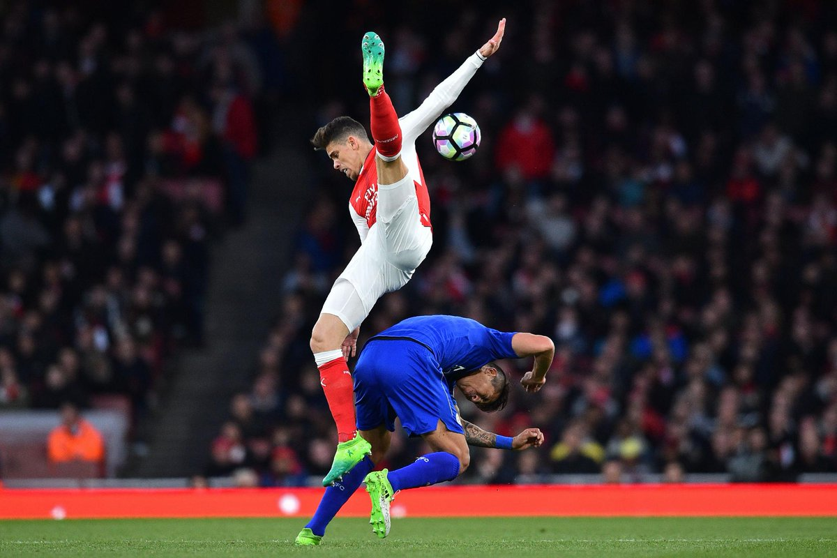 Arsenal vs Leicester City 1-0 Highlights
