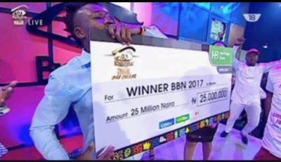6 Categories Of People Who Benefited From BBNaija 2017