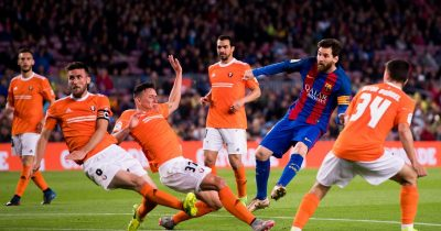 La Liga: Barcelona vs Osasuna 7 - 1 [HIGHLIGHTS DOWNLOAD]