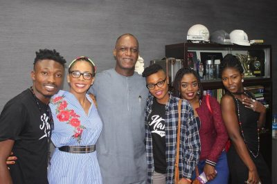 Beat FM OAP, Maria Okan Berated Over Interview With Big Brother Naija Finalists