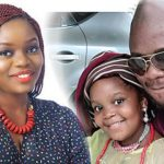 Bisola Aiyeola husband and daughter