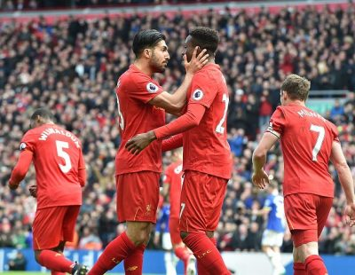 Premier League Liverpool vs Everton 3 - 1 [HIGHLIGHTS DOWNLOAD]