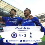 Chelsea vs Tottenham 4-2 Highlights