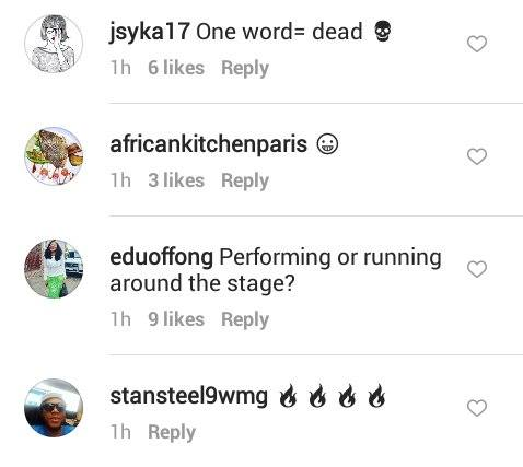 """Rap Is Not Your Calling"", Fans Lash Out On Efe's Performance At AY Live"