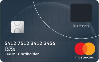 MasterCard Introduces In-Built Fingerprint Sensor On Credit Cards
