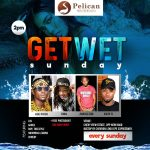 Get On The Train! #GetWetSunday With Pelican Hotel
