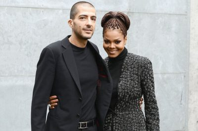 Awww! Janet Jackson And Husband Split
